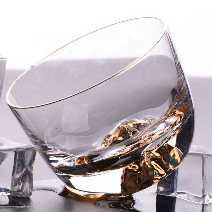 high borosilicate glass Heat resistant crystal glass tea cup