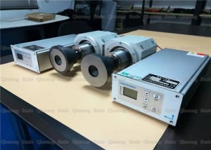 20Khz 2500w Customized Ultrasonic Rotary Welding for Non-woven Fabric