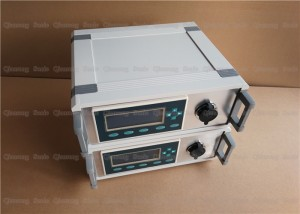 Ultrasonic Frequency Converter with Automatically Adjusts for Thermoplastic Welding