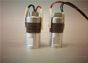 30Khz Ultrasonic Welding Transducer for Plastic Spot Welding Machine