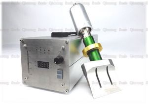 High Frequency 40Khz Vibration Ultrasonic Rubber Cutting Blade with Digital Generator