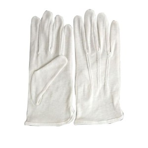 Hot Sale safe work warm Cotton Gloves Item No.: HMD-2020W