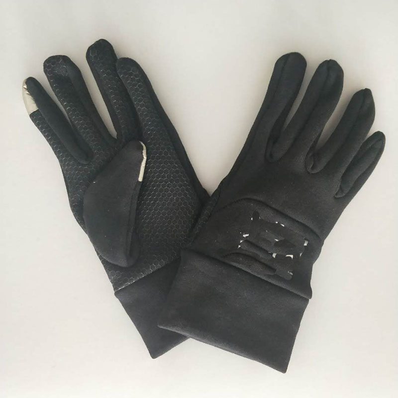 Factory Free sample Bridal Hand Gloves - Touch Screen Fleece Glove – Hongmeida