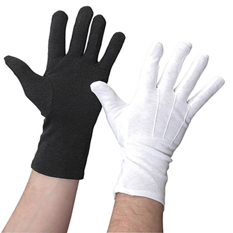 Quality Inspection for White Cotton Masonic Gloves - White Parade Band Uniform Formal Ceremony Inspection Cotton Glove Item No.: HMD-2020WL – Hongmeida