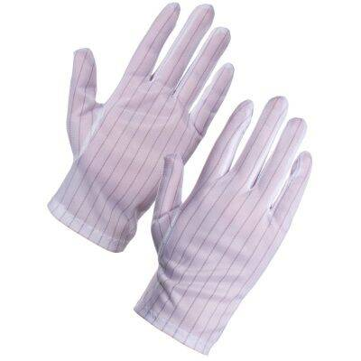 Anti-Static Gloves, ESD Gloves in  Stock