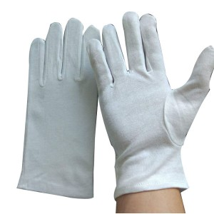 Protective Work Cotton Seamless gloves Item No.: HMD-5017