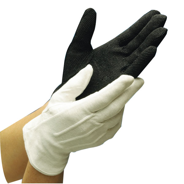 Wholesale Discount Disposable White Cotton Gloves - Unisex stretch Nylon parade ceremonial gloves Item No.: HMD-50 – Hongmeida
