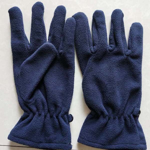 New Fashion Design for Wearing Gloves To A Wedding As A Guest - Thinsulate Fleece glove – Hongmeida