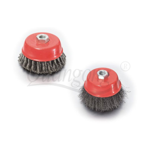 Crimped Cup Brushes LJWB0801