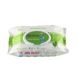 Hot sell custom cheap price natural cleaning high quality baby wipes
