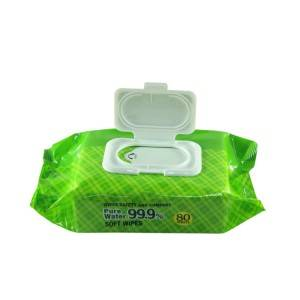 High Quality Baby Diaper Companies - wet wipes machine price spunlace mother care wet wipes – Apex