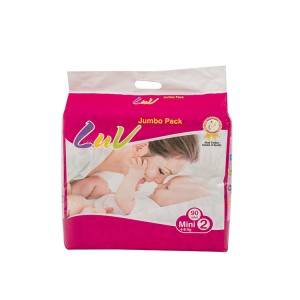 2018 High quality Diaper For Baby Boy - Disposable OEM Baby Diapers manufacturer for africa market – Apex