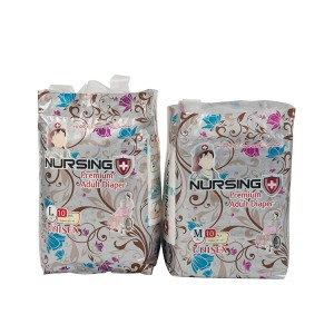 Manufacturer wholesale diaper great absorbency adult diapers for old people