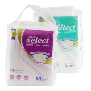 high quality and Disposable Adult Diaper Manufacturer in china
