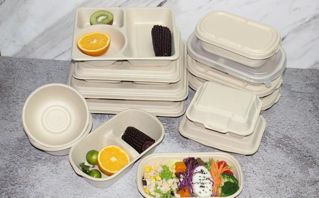 Advantages analysis of disposable degradable tableware pulp molding tableware