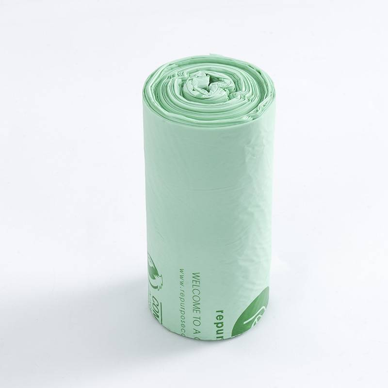 2018 Good Quality Compostable Plastic Garbage Bags - Kitchen Trash bag – Radar detail pictures