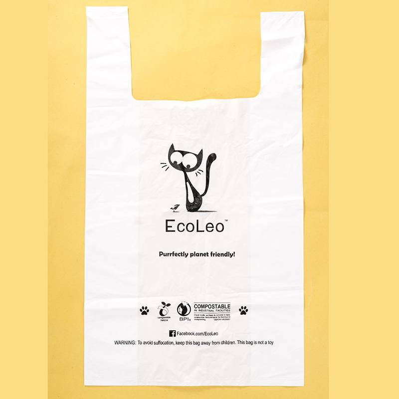 Factory Outlets Bio Green Garbage Bags - Shopping bag – Radar detail pictures