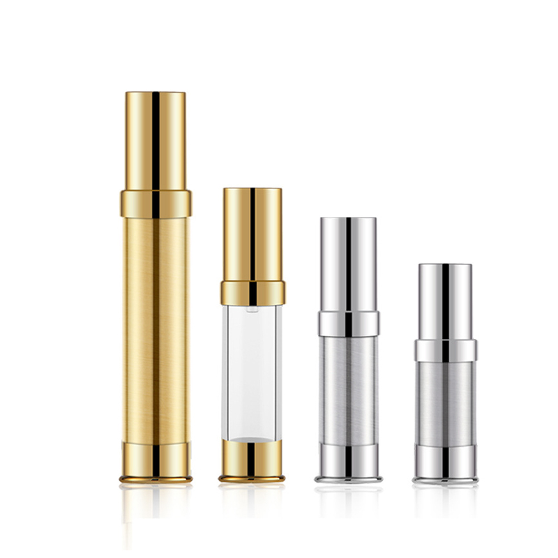RB-P-0298A 5ml-gold-airless-bottle