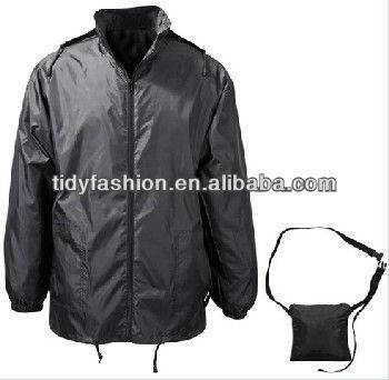 waterproof promotion polyester windbreaker