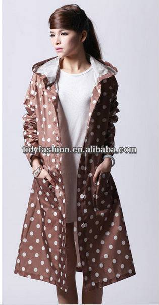 Fishing Women Fashion Sexy Raincoat
