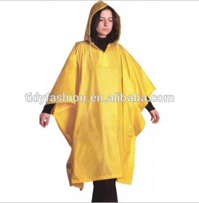 Heavy Duty and Re-Usable Raincoats with Long Sleeves