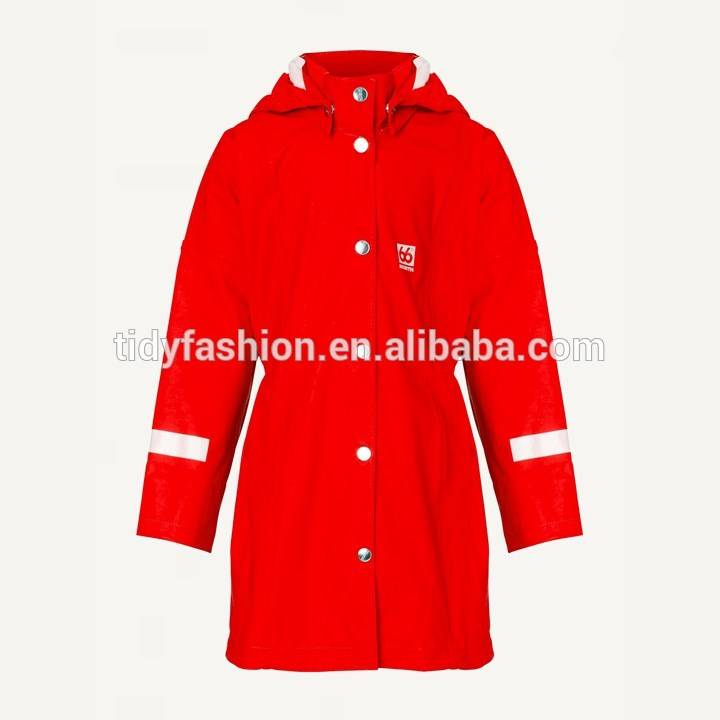 Super Purchasing for Hooded Raincoats Womens - Adult Reflective PU Raincoat – Tidy