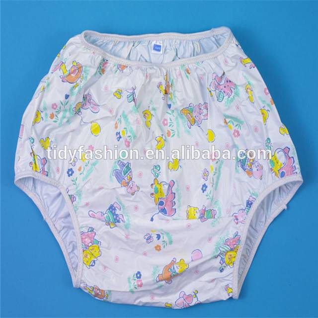 Rapid Delivery for Back To Diapers - Plastic Training Waterproof Baby Pants – Tidy