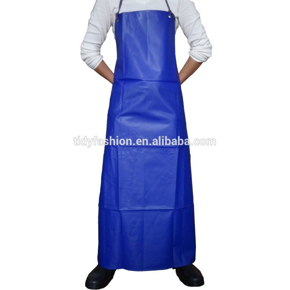 Industrail Vinyl Waterproof Apron For Adult