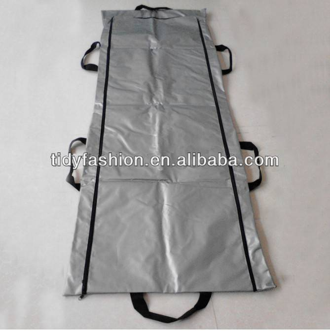PVC body bag with handle