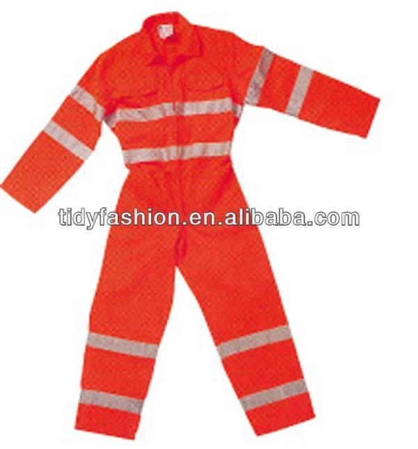 Waterproof High Visibility Industrial Reflective Safety Raincoats