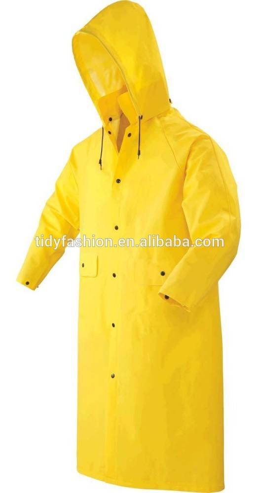 Waterproof Heavy Duty Motorcycle Raincoat For Riders Featured Image