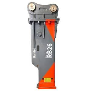 Low price for Excavator Ripper Attachment - Silenced Type Breaker RB26 – Ramtec