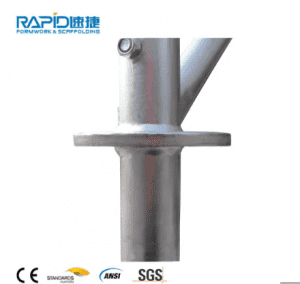 ANSI Ringlock Scaffold Pipe Prop Shore System Post Shore