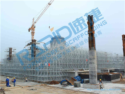 Shoring Projects In Wuhu Railway Station Anhui Province