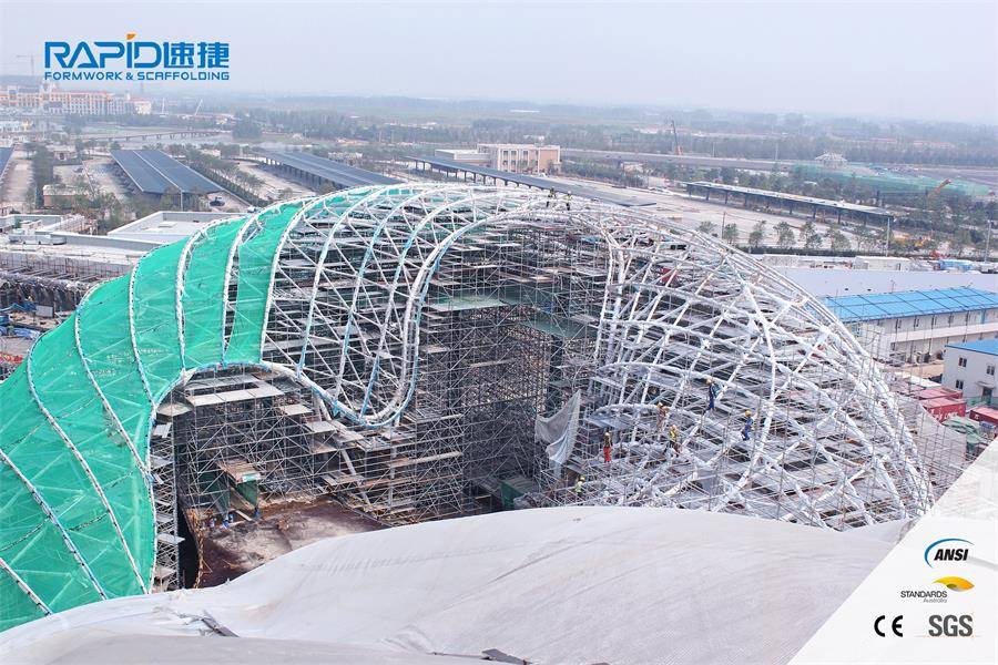 Project of Shanghai Disneyland Park