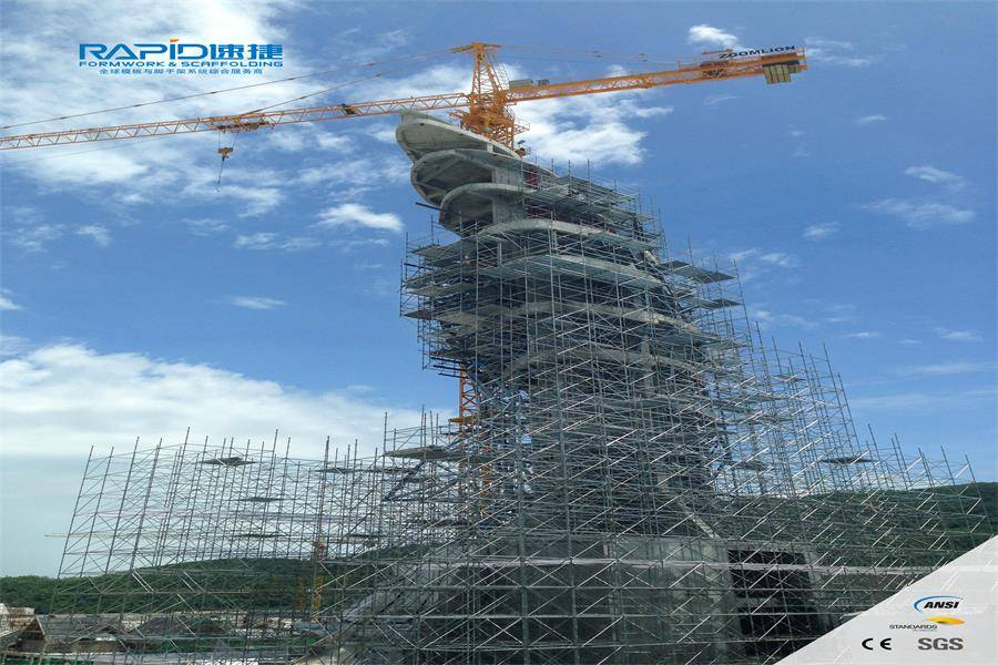 Zhuhai Chimelong Ocean Kingdom Project