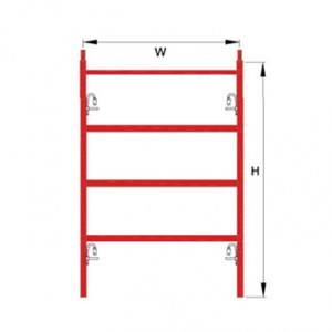 Wholesale Shoring Wall Construction - Shoring Frame – Rapid