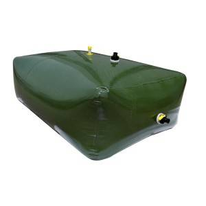 Factory Price Bulk Water Storage - Rectangular Water Tank – Rongda
