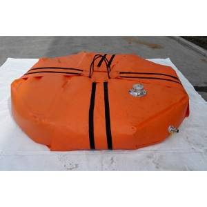 138 Gallon Oil Tank - TPU (polyurethane)-coating fabric – Rongda