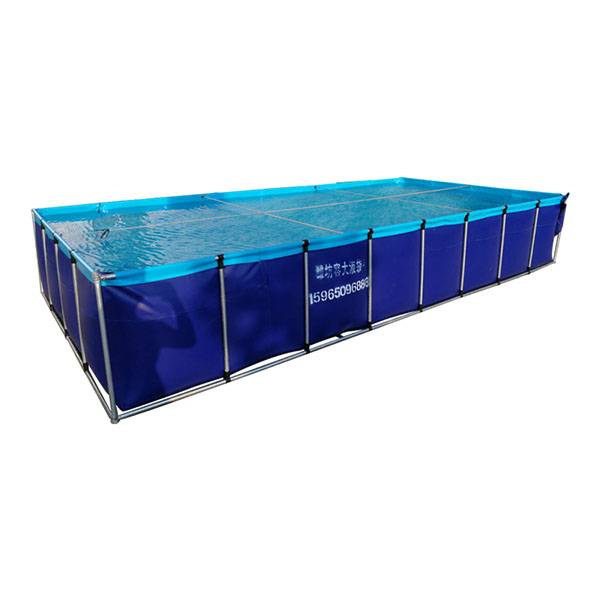 Discount wholesale Moulded Fish Ponds - RECTANGULAR FISH TANK – Rongda