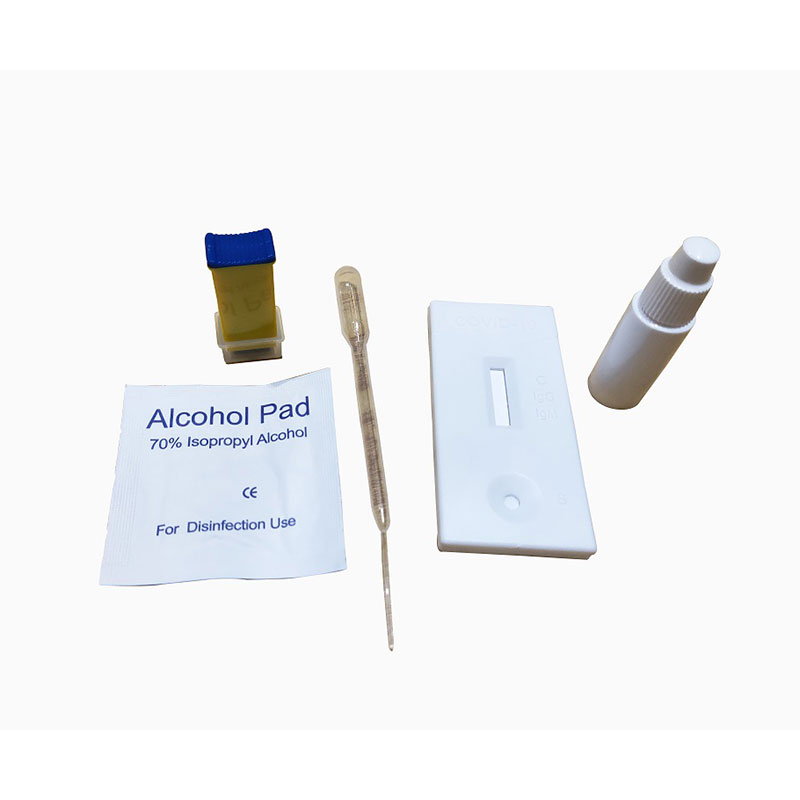 Personlized Products Coronavirus Test Kit For Humans - 2019-nCOV IgGIgM Rapid Test Device(single serving) – Realy detail pictures