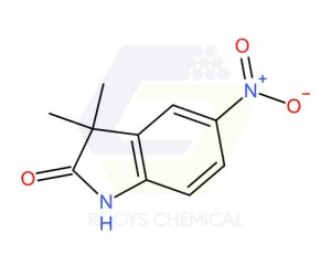 100511-00-0 | 3,3-dimethyl-5-nitroindolin-2-one