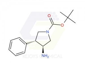 1015070-53-7 | Trans-tert-butyl 3-amino-4-phenylpyrrolidine-1-carboxylate