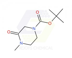 109384-26-1 | Tert-butyl 4-methyl-3-oxopiperazine-1-carboxylate