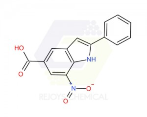 1120334-31-7 | 7-Nitro-2-phenyl-1H-indole-5-carboxylic acid
