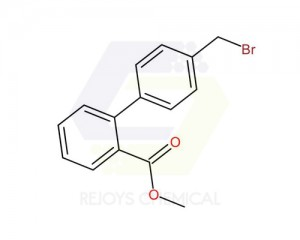 114772-38-2 | 4′-Bromomethylbiphenyl-2-carboxylic acid methyl ester
