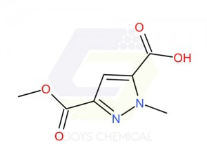 117860-55-6 | 1-Methyl-1h-pyrazole-3,5-dicarboxylic acid 3-methyl ester