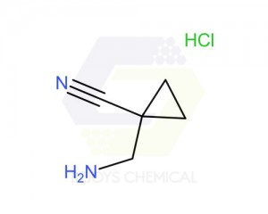 1205544-78-0 | 1-(aminomethyl)cyclopropanecarbonitrile hcl