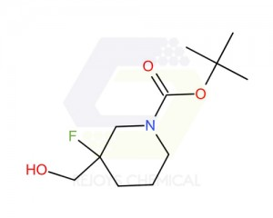 1209781-11-2 | Tert-Butyl 3-fluoro-3-(hydroxymethyl)piperidine-1-carboxylate