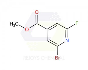 1214345-88-6 | Methyl 2-bromo-6-fluoroisonicotinate